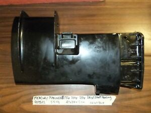 Mercury Mariner 15 18 20 25 Hp Outboard Long Driveshaft Exhaust Housing Assembly