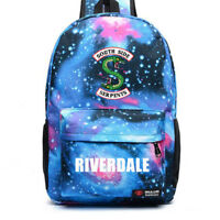 Riverdale South Side School Book Bag Backpack Student Backpack Travel Bag Cool