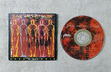 """CD AUDIO MUSIQUE  / JEAN MICHEL JARRE """"CHRONOLOGIE PART. 4"""" 1993 CD SINGLE 2T"""