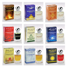 Famous Al Haramain Pure Perfumes Attar Concentrated Oil 15ML: CHOOSE VARIETY