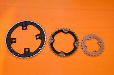 New Shimano XTR M970 Triple Chainrings Chainring Rings 44/32/22 9 speed 104/64