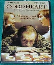 BRIAN COX, PAUL DANO, The Good Heart, DVD, NEW