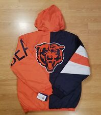 Chicago Bears Starter Jacket 90s Vintage Style Men's Size Small New with Tags