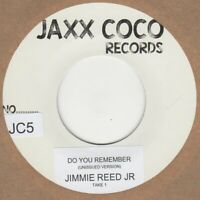JIMMIE REED JR DO YOU REMEMBER (UNISSUED MIX) JAXX COCO JC5 Soul Northern Motown