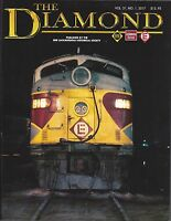 The Diamond: 1st Qtr, 2017 issue of the ERIE LACKAWANNA Historical Society (NEW)