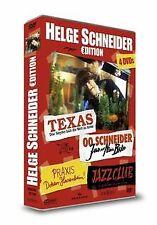Helge Schneider Edition (4 DVDs) von Helge Schneider... | DVD | Zustand sehr gut