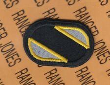 49th PAD Public Affairs Det Airborne para oval patch c//e odd