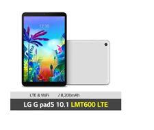 "LG 2019 G-Pad 5 LMT600 LTE/Wi-Fi 10.1"" FHD 32G/4G Android9 2.34GHz 8200mAh"