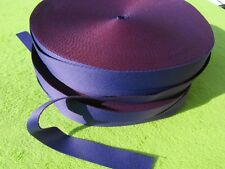 50 METERS PURPLE POLYESTER SATIN RIBBON FOR SUBLIMATION OR VINYL PRINT 25mm