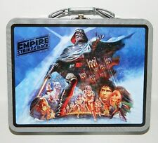 Star Wars Episode V Poster Image Large Carry All Tin Tote Lunchbox 2014 NEW