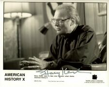 Stacy Keach signed autographed American History X Cameron Alexander photo
