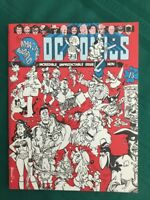 Amazing World of DC Comics #13 FN/VF White Pages