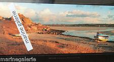 bord de mer estran breton déco zen anse bretonne photo couleurs panoramique 67cm