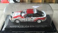 "DIE CAST "" TOYOTA CELICA GT4 ACROPOLIS RALLY - 1990 "" RALLY DEA SCALA 1/43"