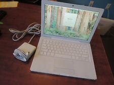 "Apple MacBook A1181 13.3"" Laptop  MC240LL/A 2009 2.13Ghz  ( New battery )"