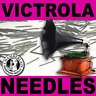 300 LOUD TONE VICTOR VICTROLA NEEDLES for Vintage Gramophone Records