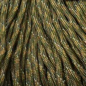 550 Paracord Reflective Multicam 100 FT USA MADE & SELLER same day shipping
