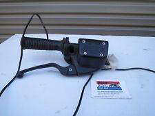 BRAKE CONTROL ASSEMBLY INTEGRAL ABS  BMW K1200GT 2004 PART NO 32727710201