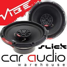 Vibe SLICK6-V7 17cm 480 Watts Pair 2 Way Coaxial Car & Van Door Shelf Speakers
