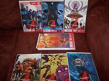 Secret Avengers Comic Lot