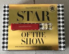 BareMinerals STAR OF THE SHOW 8 PC Eyes Face & Lips Make up Collection