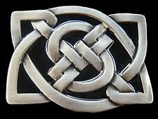 CELTIC GOTH GOTHIC IRISH KNOT IRELAND ERIE BELT BUCKLE BUCKLE BOUCLE DE CEINTURE