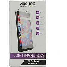 Archos protection film Tempered Glass Screen Protector 50 Platinum/50 E Neon