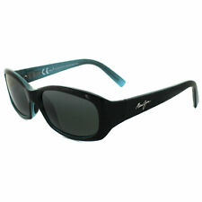 c667a27e667 Maui Jim Sunglasses Punchbowl 219-03 Black with Blue Neutral Grey Polarized