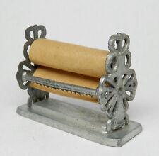 Vintage Metal General Store Paper Roll Dollhouse Miniature 1:12