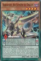 ♦Yu-Gi-Oh!♦  Darkwurm, Roi Supreme du Dragon : MACR-FR019 -VF/Commune-