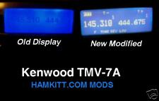 TM-V7A Kenwood Transceiver Light kit Modification Mod TMV7A TM V 7 A 7A led bulb