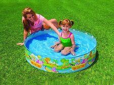 INTEX GIUNGLA Bambini Bambini Paddling Piscina Nuoto play pool 122cmX25cm