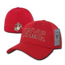 United States Marine Corps USMC Flex Marines Baseball Fit Cap Caps Hat Hats L/XL