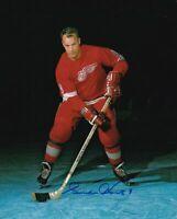 Gordie Howe Autographed Signed 8x10 Photo Red Wings HOF REPRINT