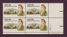 #1935 JAMES HOBAN. WHOLESALE LOT OF (20) MINT PLATE BLOCKS. F-VF NH!