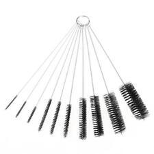 10pcs Nylon Tube Brushes Straw Set For Drinking Straws Glasses Keyboards Clean
