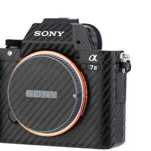 KIWI Camera Body Skin 3M Sticker Film Cover fr Sony a7II A7M2,a7S II A7S2,a7R II