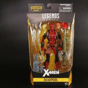 Marvel Legends, Juggernaut BAF, X-Men Series Deadpool 6 inch Action Figure MINT