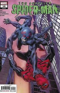 Superior Spider-Man Comic 10 Cover A First Print 2019 Christos Gage Marvel