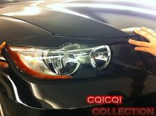 Painted COMBO BMW E90 3-series M3 type trunk spoiler + eye brows color-668 ◎
