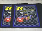 "Vintage 2002 NASCAR Jeff Gordon #24 Miller Lite Springs Industries 16"" Panels"