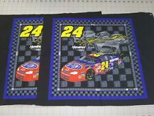 "Vintage 2002 NASCAR Jeff Gordon #24 Miller Lite Springs Industries 16"" Panels"