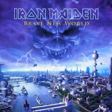 Iron Maiden -CD - Brave New World -Orig. 2000 EMI 7243 5 26605 2 0 - UK 526 6052