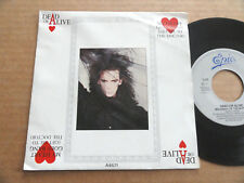 "DISQUE 45T DE DEAD OR ALIVE  "" MY HEART GOES BANG """