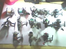 Collection of 13 Fishing Reels