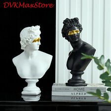 Home & Art Decoration David People Resin Statue Europe Abstract Modern Sculpture