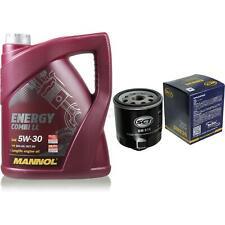 Ölwechsel Set 5L MANNOL Energy Combi LL 5W-30 + SCT Ölfilter Service 10164311