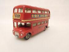 ESF-05451Corgi Routemaster London Bus, mit Gebrauchsspuren, Farbschäden