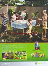 """Viva Pinata """"Xbox 360"""" 2006 Magazine Advert #4716"""