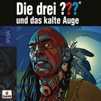 DIE DREI ??? - UND DAS KALTE AUGE  (2017) 2 CD NEU